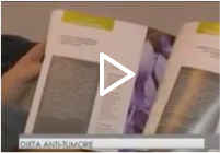 Cucina mediterranea integrata e terapie oncologiche in Break In libreria Rai 3