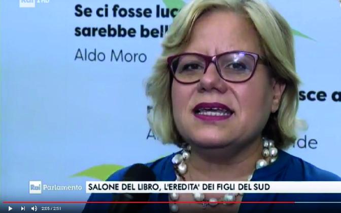 SALONE DEL LIBRO, L'EREDITA' DEI FIGLI DEL SUD